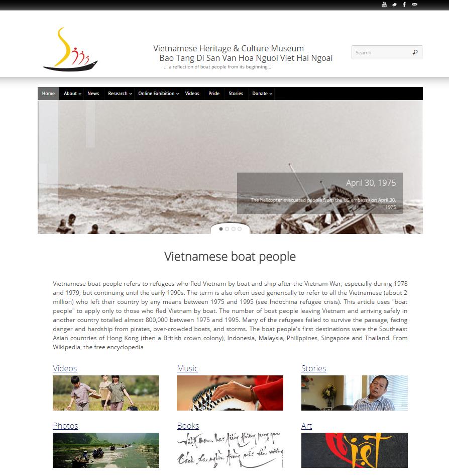 Vietnamese Heritage & Culture Museum