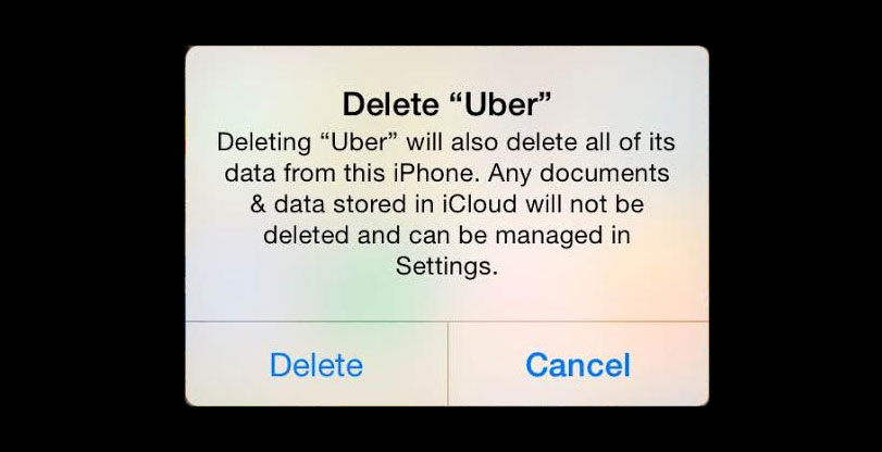 #DeleteUber Analysis