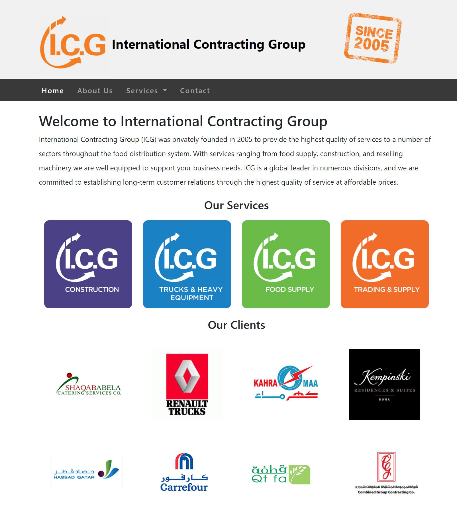 ICG.QA Design