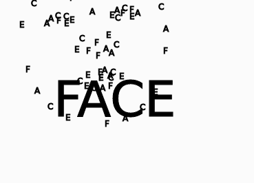 Face Tracking with Type